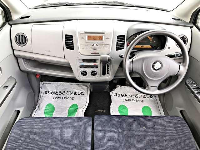 4WD 夏冬タイヤ ABS 純正CDオーディオ(10枚目)