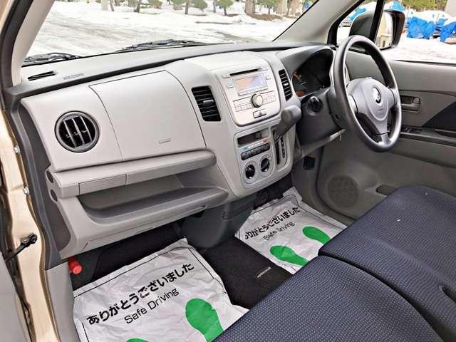 4WD 夏冬タイヤ ABS 純正CDオーディオ(13枚目)