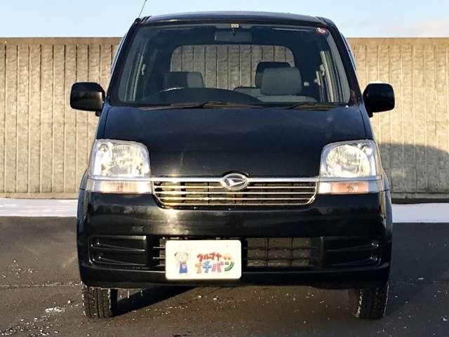 4WD Lマニュアル5速 夏冬タイヤ付 サビ無 禁煙車(5枚目)