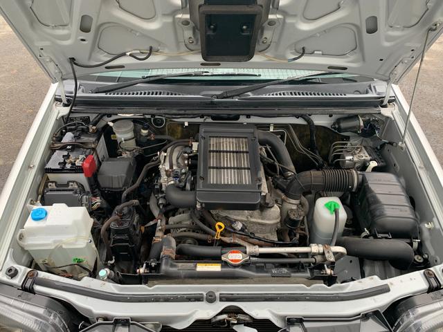 XC 4WD 夏冬プラン有 走行4万KM キーレス ターボ車 パワーウィンドウ エアバック キーレスキー PS AC アルミ パートタイム4WD Wエアバック ABS キーレスエントリー(4枚目)