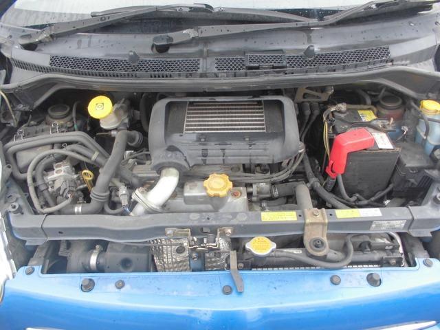 スバル R2 S 4WD スーパーチャージャー