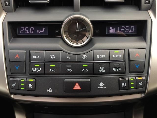 NX300h Fスポーツ 4WD サンルーフ TRDマフラー(9枚目)