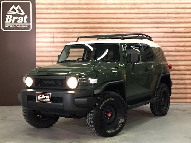 4WD リフトアップ フェデラルA/T5本 各所黒塗装(3枚目)