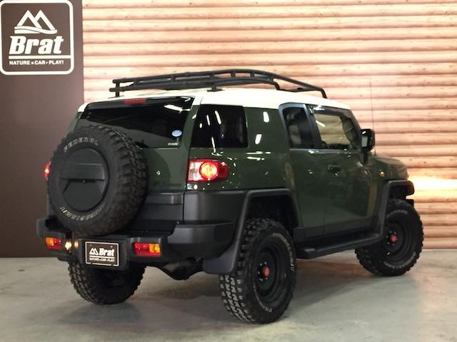 4WD リフトアップ フェデラルA/T5本 各所黒塗装(7枚目)