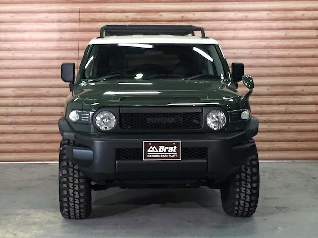 4WD リフトアップ フェデラルA/T5本 各所黒塗装(11枚目)