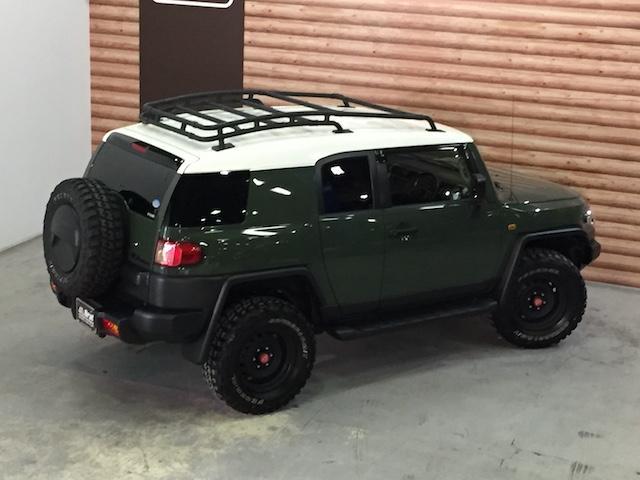 4WD リフトアップ フェデラルA/T5本 各所黒塗装(14枚目)