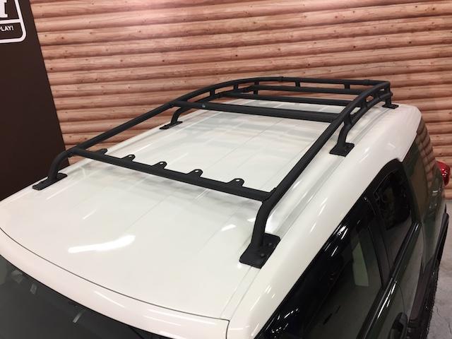 4WD リフトアップ フェデラルA/T5本 各所黒塗装(18枚目)