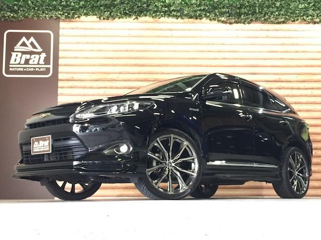 エレガンス 4WD モデリスタフルエアロ 社外22inAW(4枚目)
