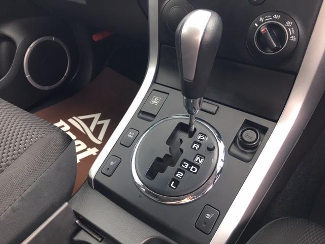 XG 4WD 純正17inAW 純正CD クルコン HID(11枚目)
