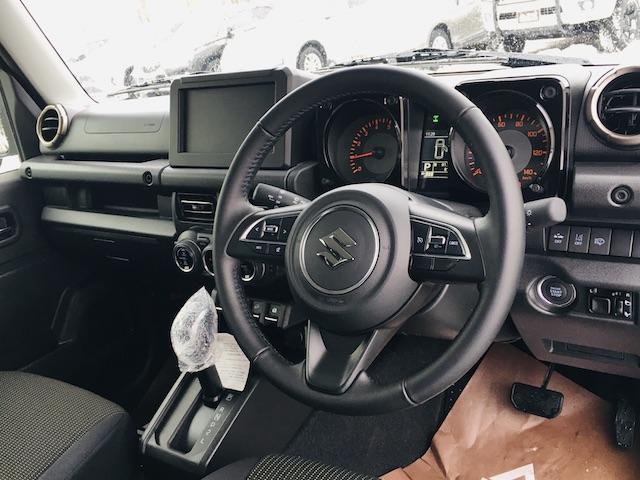 XC 禁煙車 Bratカスタム FARMコ2incリフトUPキット 新品16AW&ヨコハマジオランダーM/T  スモークウインカー ハニカムメッシュグリル Sタイヤ移動ブラケット(19枚目)