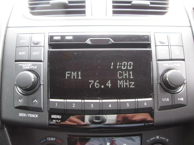 スズキ スイフト XG-DJE 4WD