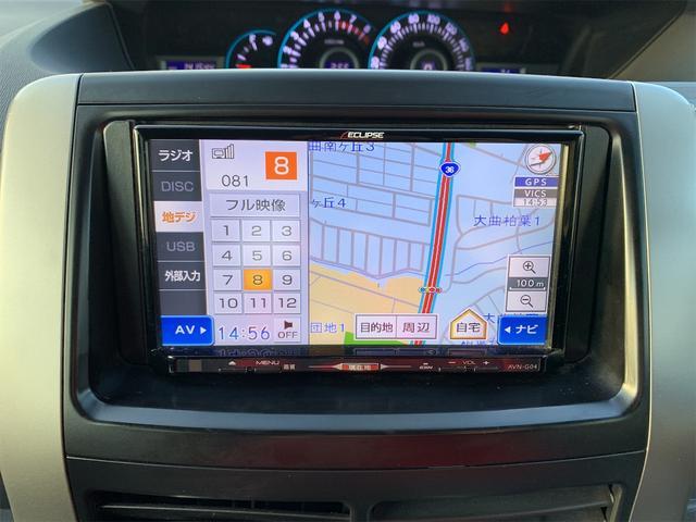 X Lエディション 4WD キーレス 社外ナビTVフルセグ 社外17インチAW 左側Pスライドドア HIDヘッドライト LEDフォグランプ 寒冷地仕様(10枚目)