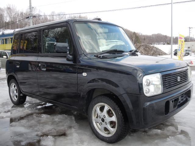 X 4WD AT キーレス(6枚目)