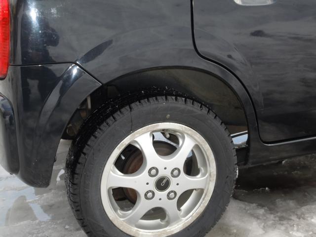 X 4WD AT キーレス(9枚目)
