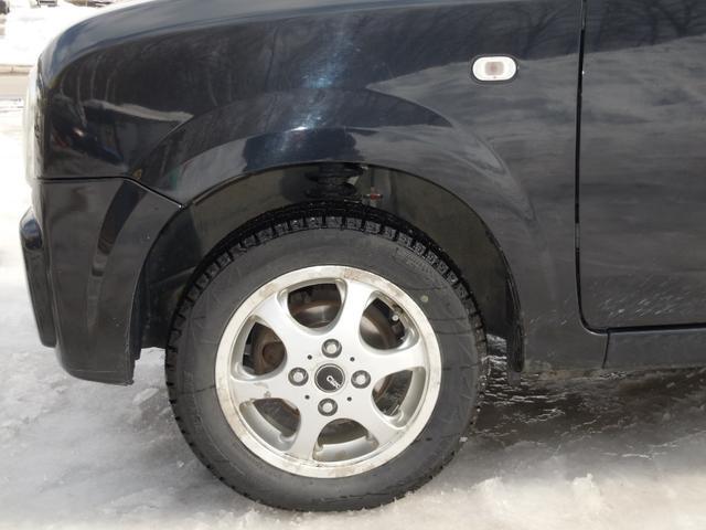 X 4WD AT キーレス(18枚目)