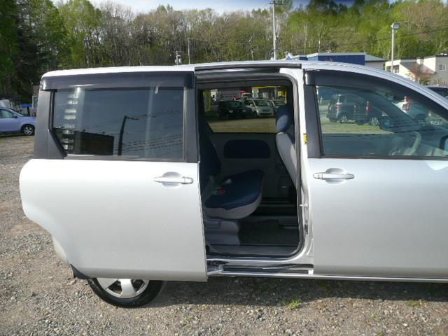 X  4WD ウェルキャブ助手席回転シート(10枚目)