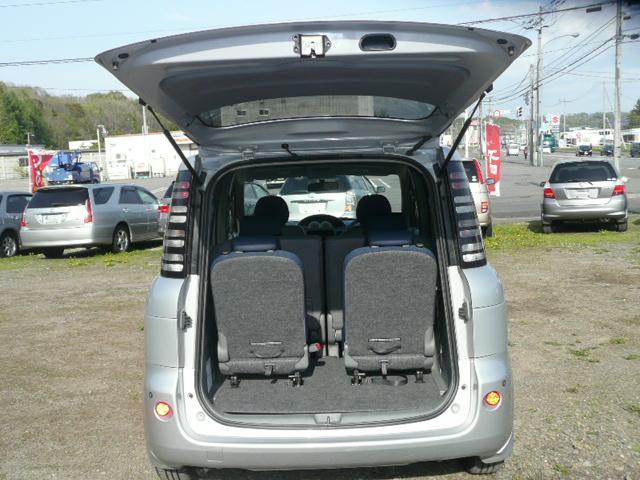 X  4WD ウェルキャブ助手席回転シート(14枚目)