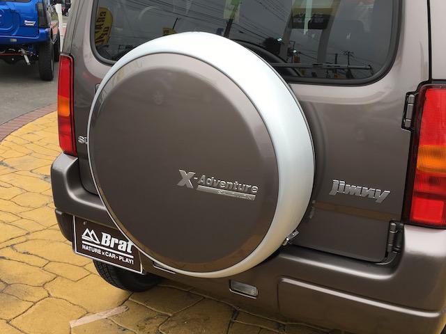 スズキ ジムニー クロスアドベンチャー 4WD 社外SDナビ シートヒーター