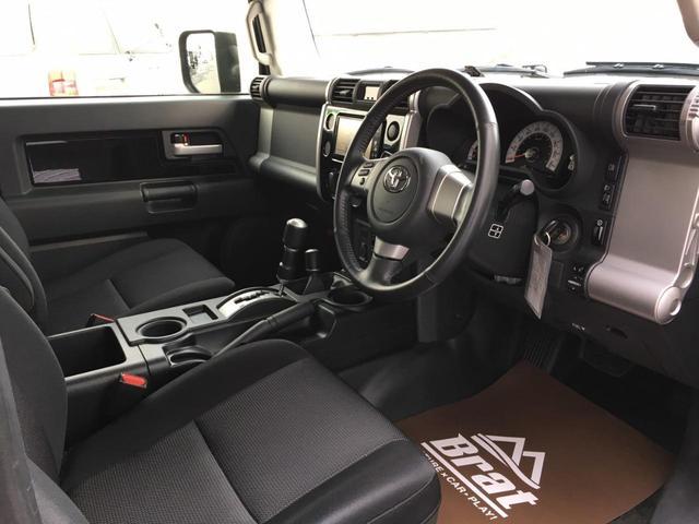 「トヨタ」「FJクルーザー」「SUV・クロカン」「北海道」の中古車17
