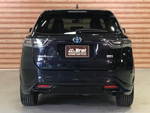 エレガンス 4WD HV TRDエアロ ワーク20インチAW(5枚目)