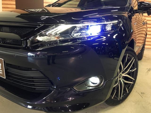 エレガンス 4WD HV TRDエアロ ワーク20インチAW(13枚目)