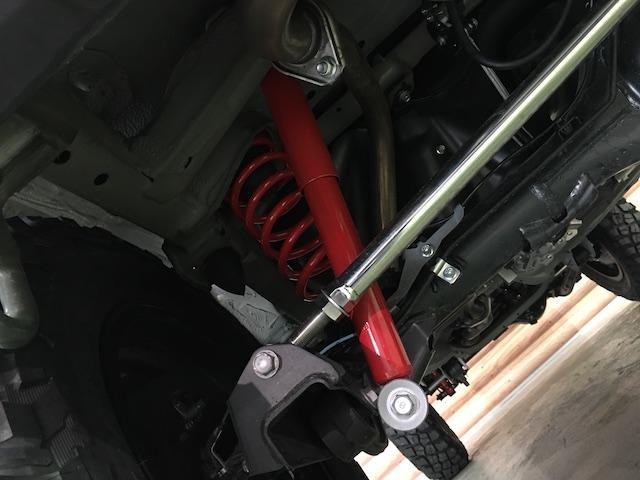 XC 本州仕入 禁煙車 オリジン16インチAW BFグッドリッヂM/T FARM2インチリフトUP クルコン テールランプガーニッシュ ハニカミメッシュグリル ステンレス製シルバーヘアライン 迷彩ステッカー(5枚目)