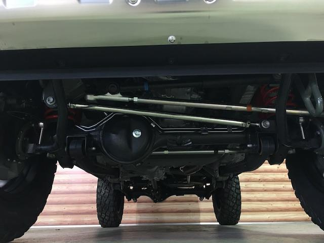 XC 本州仕入 禁煙車 オリジン16インチAW BFグッドリッヂM/T FARM2インチリフトUP クルコン テールランプガーニッシュ ハニカミメッシュグリル ステンレス製シルバーヘアライン 迷彩ステッカー(24枚目)