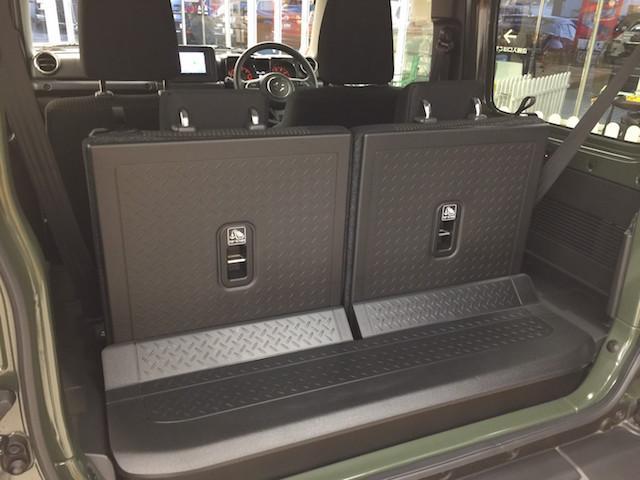 XC 本州仕入 禁煙車 オリジン16インチAW BFグッドリッヂM/T FARM2インチリフトUP クルコン テールランプガーニッシュ ハニカミメッシュグリル ステンレス製シルバーヘアライン 迷彩ステッカー(29枚目)