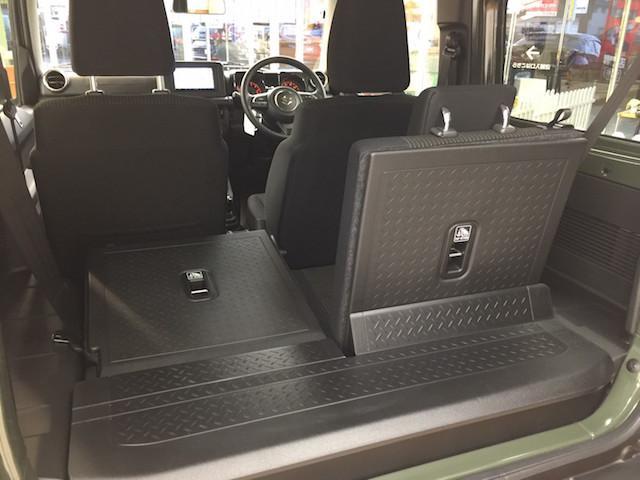 XC 本州仕入 禁煙車 オリジン16インチAW BFグッドリッヂM/T FARM2インチリフトUP クルコン テールランプガーニッシュ ハニカミメッシュグリル ステンレス製シルバーヘアライン 迷彩ステッカー(30枚目)