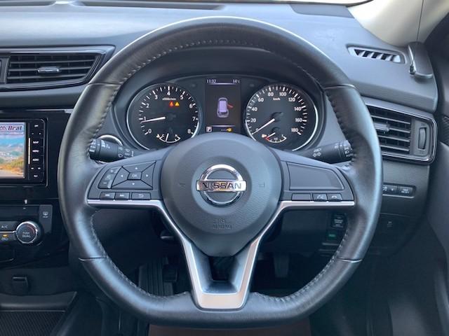 20X ストラーダSDナビ レーダーブレーキ パワーバックドア カプロンシート コムテックエンジンスターター コーナーセンサー バックカメラ ステアリングスイッチ 革巻きステアリング LEDヘッドライト(27枚目)