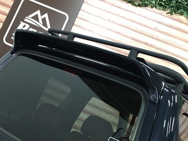 ランドベンチャー 2インチリフトアップ ブラックアウトカスタム ルーフラック BratX02ホイール マキシス新品タイヤ Bratリアウィング パナソニックSDナビ LEDテールランプ シートヒーター FARMマフラー(37枚目)