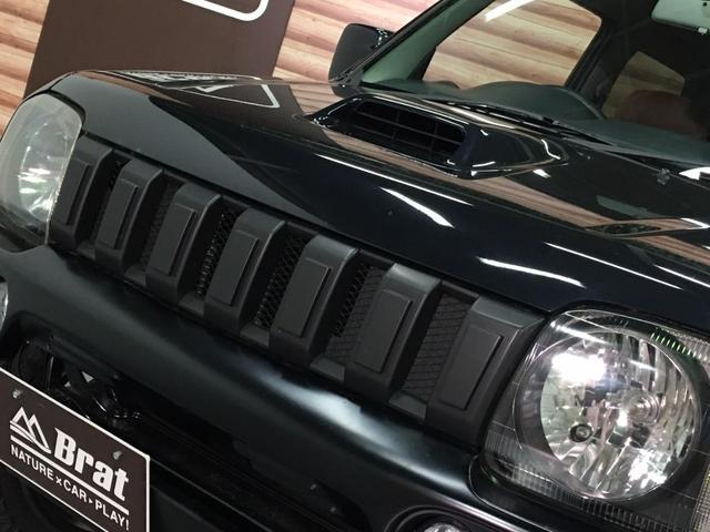 ランドベンチャー 2インチリフトアップ ブラックアウトカスタム ルーフラック BratX02ホイール マキシス新品タイヤ Bratリアウィング パナソニックSDナビ LEDテールランプ シートヒーター FARMマフラー(44枚目)