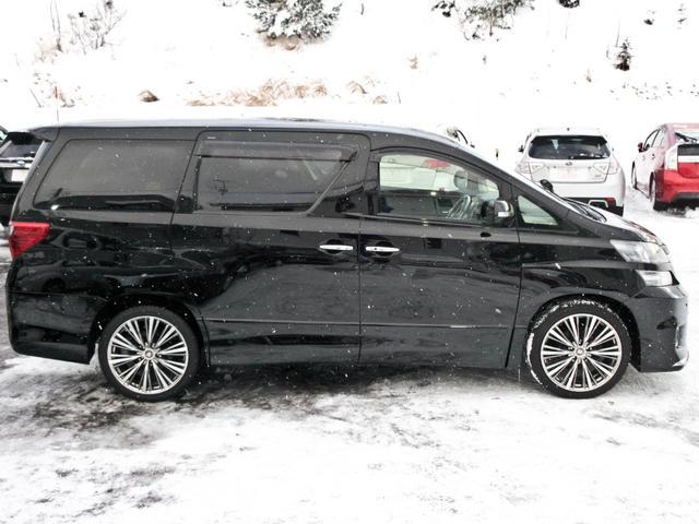 2.4Z 4WD 両側パワースライドドア 純正ナビTV 寒冷地仕様 モデリスタバンパー グリル 社外20インチアルミ(4枚目)