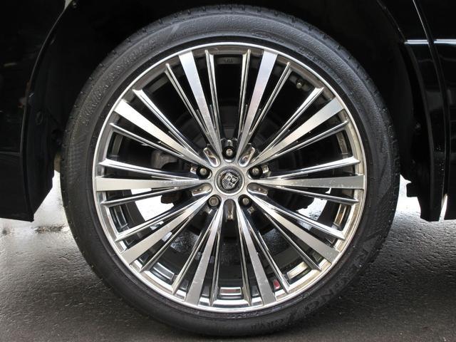 2.4Z 4WD 両側パワースライドドア 純正ナビTV 寒冷地仕様 モデリスタバンパー グリル 社外20インチアルミ(36枚目)