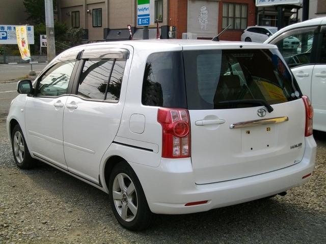 「トヨタ」「ラウム」「ミニバン・ワンボックス」「北海道」の中古車6