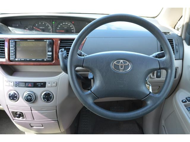 トヨタ ノア L Gセレクション 4WD 社外アルミ ナビ バックカメラ