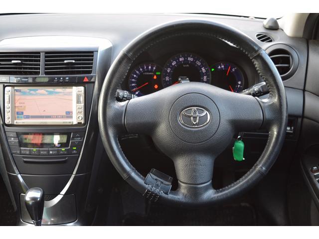 トヨタ カルディナ ZT 4WD HDDナビ エアロ HID 夏冬タイヤセット付