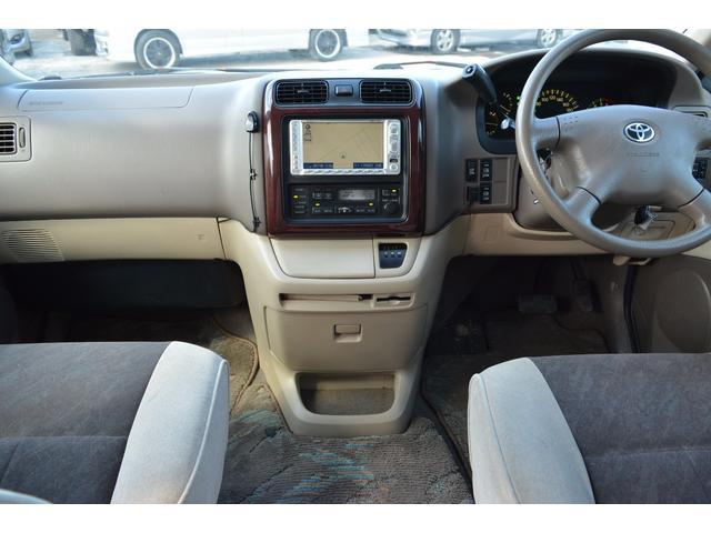 トヨタ グランビア G クルージングセレクション 4WD サンルーフ 社外アルミ