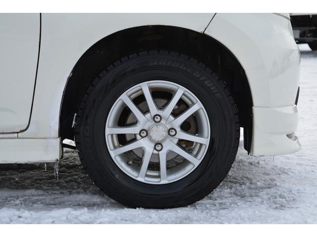 トヨタ パッソ G 4WD 夏冬タイヤ付