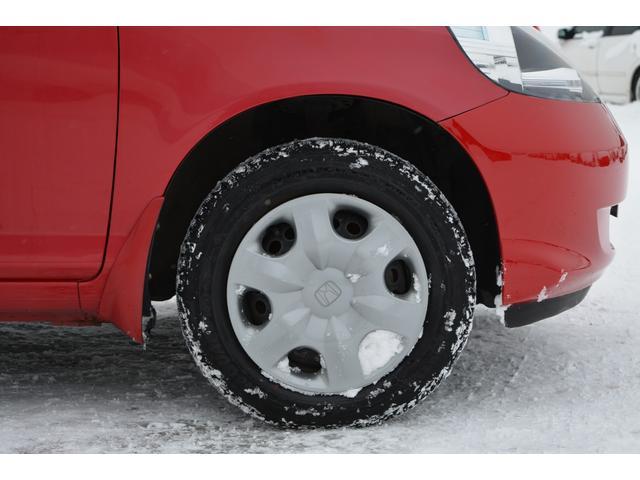 ホンダ フィット ウエルカムエディション 4WD 夏冬タイヤ付