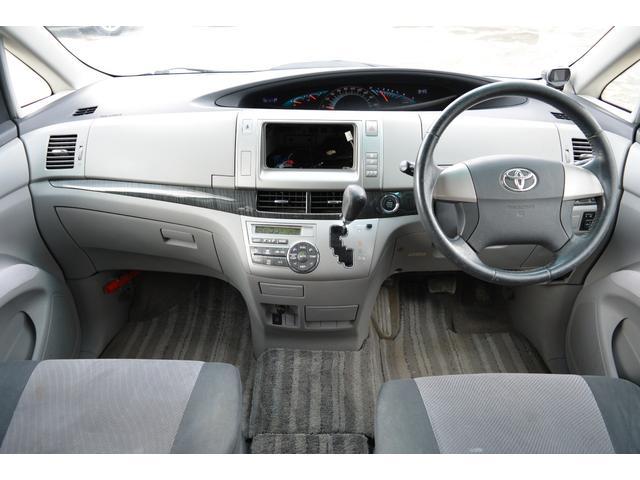 トヨタ エスティマ アエラス 4WD パワースライドドア リアヒーター付