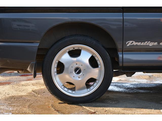 リミテッド プレステージED 4WD 修復歴無し 貨物登録(17枚目)