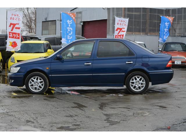 「トヨタ」「ビスタ」「セダン」「北海道」の中古車5