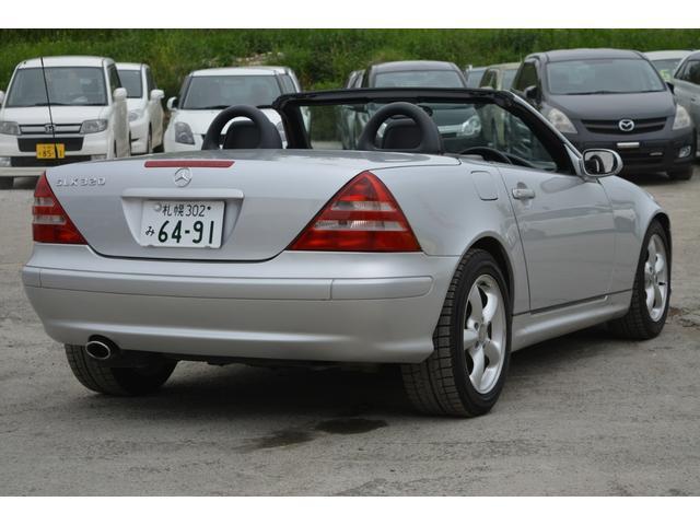 「メルセデスベンツ」「Mベンツ」「オープンカー」「北海道」の中古車3