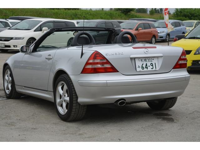 「メルセデスベンツ」「Mベンツ」「オープンカー」「北海道」の中古車6