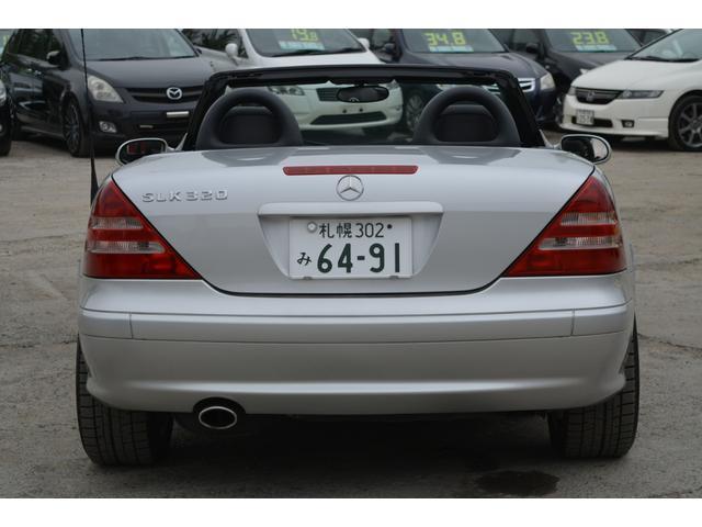「メルセデスベンツ」「Mベンツ」「オープンカー」「北海道」の中古車7