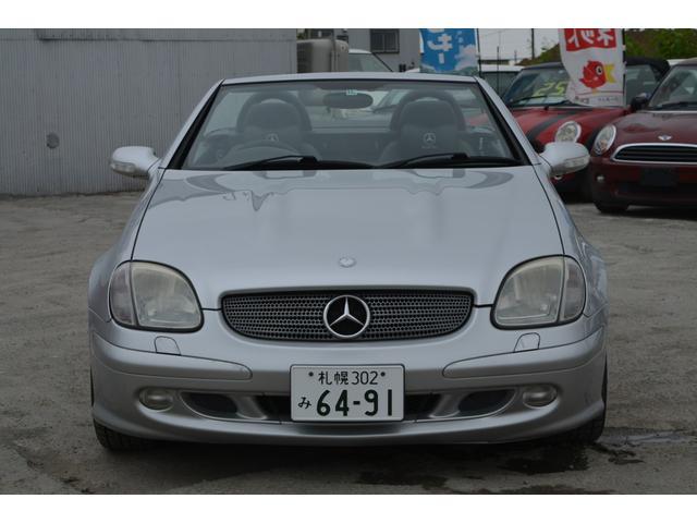 「メルセデスベンツ」「Mベンツ」「オープンカー」「北海道」の中古車11