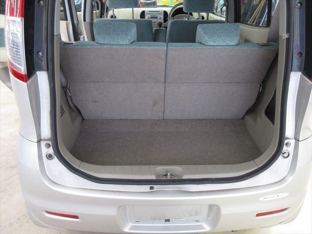 日産 モコ E FOUR ABS スマートキー 4WD