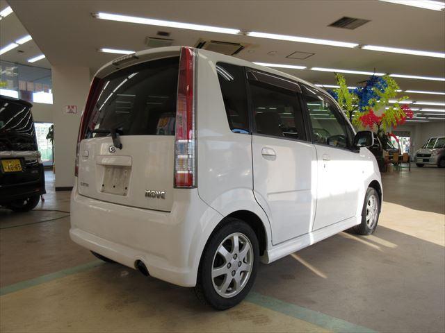 カスタム Rリミテッド ターボ MT車 ABS 4WD(2枚目)