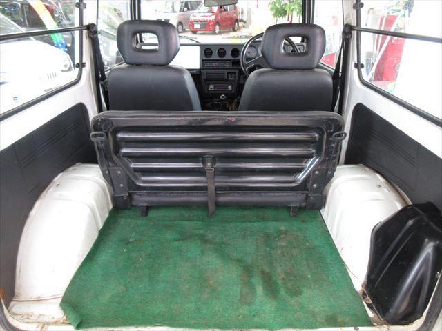 バン HA ターボ マニュアル車 4WD(7枚目)